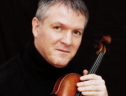 Peter Fisher - violin